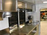 Stainless Steel Cabinets and Drawers